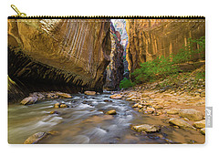 Virgin River - Zion National Park Carry-all Pouch