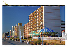Virginia Beach Boardwalk Carry-all Pouch