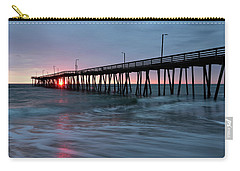 Virginia Beach Fishing Pier Carry-all Pouch