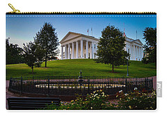 Virginia Capitol Building Carry-all Pouch