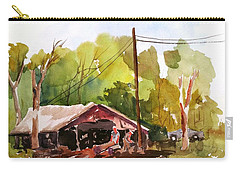 Virginia Saw Mill Carry-all Pouch
