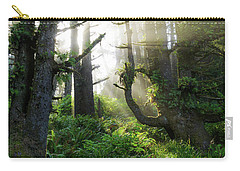Carry-all Pouch featuring the photograph Vision by Chad Dutson