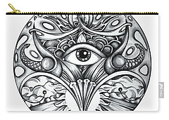 Eye Drawings Carry-All Pouches