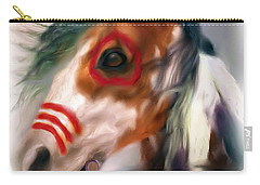 Visionary War Horse Carry-all Pouch
