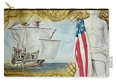 Visions Of Discovery Carry-all Pouch