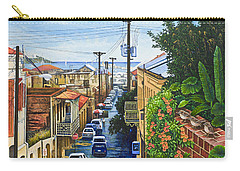 Visions Of Paradise Vii Carry-all Pouch by Michael Frank