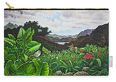 Visions Of Paradise Viii Carry-all Pouch by Michael Frank