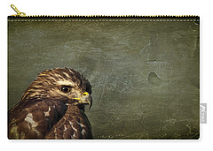 Visions Of Solitude Carry-all Pouch by Evelina Kremsdorf