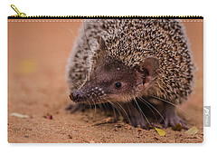 Visit With A Tenrec Carry-all Pouch