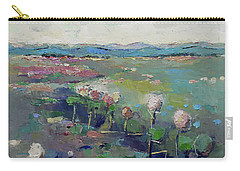 Visiting Town 1603 Carry-all Pouch by Becky Kim