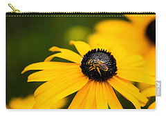 Visitor In The Garden Carry-all Pouch by Shelby  Young