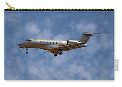 Vista Jet Bombardier Challenger 300 1 Carry-all Pouch