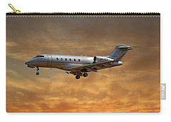 Vista Jet Bombardier Challenger 300 2 Carry-all Pouch