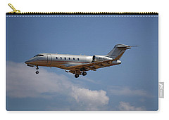 Vista Jet Bombardier Challenger 300 4 Carry-all Pouch