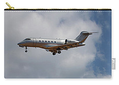 Vista Jet Bombardier Challenger 300 5 Carry-all Pouch