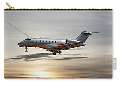 Vista Jet Bombardier Challenger 300 Carry-all Pouch