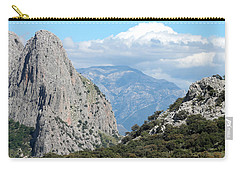 Viva Andalucia Carry-all Pouch by Rosemary Colyer