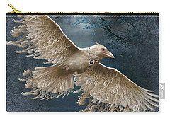 Viva The White Raven  Carry-all Pouch