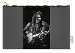 Vivian Campbell - Campbell Tough3 Carry-all Pouch by Luisa Gatti