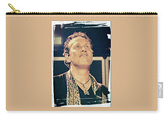 Vivian Campbell Nj 2016 Carry-all Pouch by Luisa Gatti