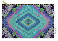 Carry-all Pouch featuring the photograph Exponential Flare 2 by Colleen Taylor