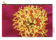 Vivid Flower Carry-all Pouch