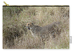 Carry-all Pouch featuring the photograph Vocalizing by Fraida Gutovich
