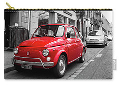 Voiture Rouge Carry-all Pouch