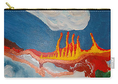 Volcanic Action Carry-all Pouch