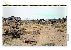 Volcanic Field Panorama Carry-all Pouch