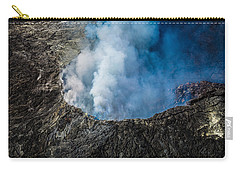 Carry-all Pouch featuring the photograph Volcano by M G Whittingham