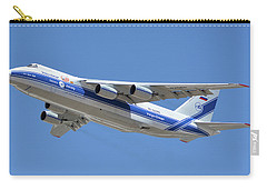 Volga-dnepr An-124 Ra-82068 Take-off Phoenix Sky Harbor June 15 2016 Carry-all Pouch