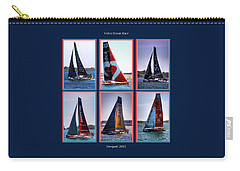 Volvo Ocean Race Newport 2015 Carry-all Pouch by Tom Prendergast