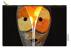 Carry-all Pouch featuring the painting Voodoo Martini by David Lee Thompson