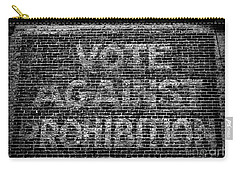Vote Against Prohibition Carry-all Pouch by Paul Ward