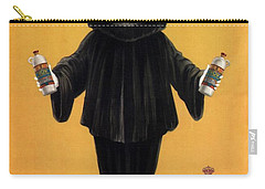 Vov Pezziol - Italian Liquer - Padova, Italy - Vintage Advertising Poster Carry-all Pouch