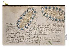 Voynich Flora 04 Carry-all Pouch