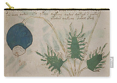 Voynich Flora 20 Carry-all Pouch