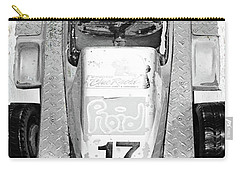 Carry-all Pouch featuring the mixed media Vroom by Tony Rubino