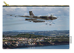 Vulcan Bomber Xh558 Dawlish 2015 Carry-all Pouch