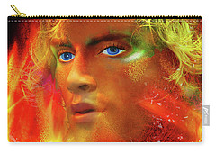 Carry-all Pouch featuring the photograph Vulcan by LemonArt Photography