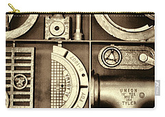 Vulcan Steel Steampunk Ironworks Carry-all Pouch