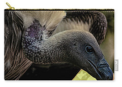 Vulture Carry-all Pouch by Martin Newman