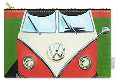 Vw-bus-obie Carry-all Pouch