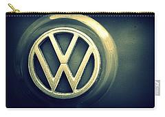 Vw Thing Emblem Carry-all Pouch by Joseph Skompski