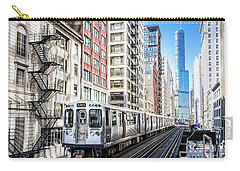The Wabash L Train Carry-all Pouch