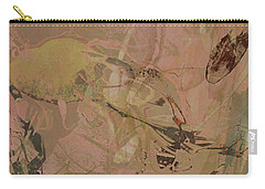 Wabi-sabi Ikebana Original Mashup Carry-all Pouch