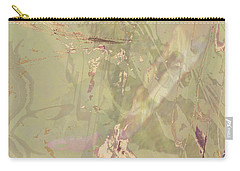 Wabi Sabi Ikebana Revisited Shabby 1 Carry-all Pouch