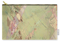 Wabi Sabi Ikebana Revisited Shabby 3 Carry-all Pouch