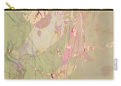 Wabi Sabi Ikebana Revisited Shabby 4 Carry-all Pouch